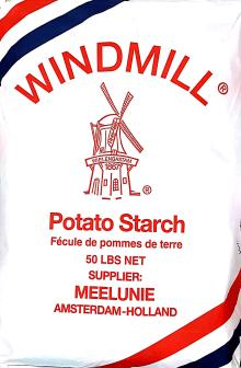 Windmill Brand Potato Starch (50 lb.)