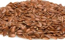 Flax Seeds / Linseeds