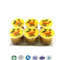 120g Assorted Fruit Pudding Cup mango pudding jelly