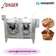 Nut s  Roasting   Machine |Almond Roaster  Machine