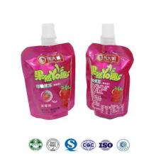 Strawberry Jelly Fruit Flavoured Mini Jelly in Bag