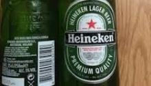 Heineken Beer 250ml, 330ml and 500ml for sale