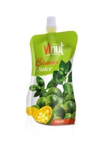 Wholesale Calamansi juice in Bag 100ml