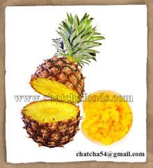 ASEPTIC PINEAPPLE CRUSH/PUREE