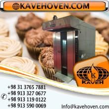 Rotating oven Model KF660 Kaveh oven Industry Co