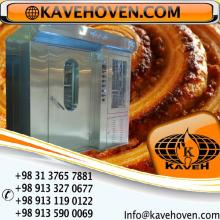 Rotary oven Model KF900 Kaveh oven Industry Co