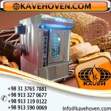 Rotating  oven  for baking bread, Biscuit and etc