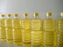 Quality refine sunflower oil