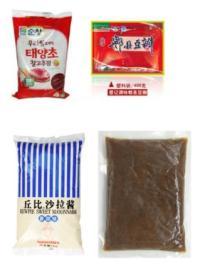 sauce potato paste date paste packaging machine
