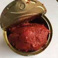 Quality Canned Tomatoes Paste