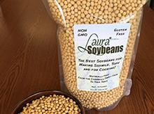 Purely natural NON-GMO / Organic Soybean / Soya bean