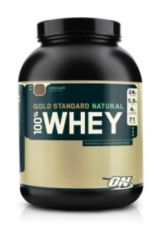 Have one to sell? Sell now Optimum Nutrition Gold Standard Natural Whey Strawberry -- 5.11 lbs