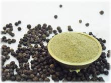 Black Pepper and White Pepper Powder