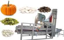 Commercial Pumpkin Seeds Shelling Machine For Sell