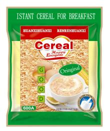 instant milk cereal / wheat oatmeal / rolled oat