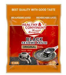 black sesame seeds powder/Instant Black sesame paste