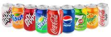 Wholesale Soft Drinks, Dr Pepper, Lipton Ice Tea, Schweppes, Fanta, Pepsi, Cola, Sprite, Mirinda, 7