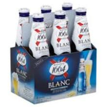 French Kronenbourg 1664 Blanc / Bleu Beer 330ml