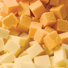 mozzarella cheese, cheddar ,cheese