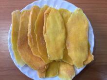 Soft Dry Mango