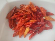 Yunnan  small rice chilli stemless w/o caps