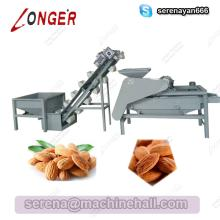 Almond Sheller and Peeler Machine Line|Hazelnut Processing Equipment Line