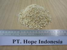 Indonesian Corn Cob Substrate for mushroom cultivation
