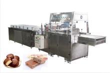 Automatic   Control  Chocolate Enrober Machine