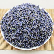 herbal tea dried flower lavender