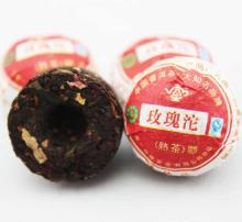 mini tuo cha rose tea