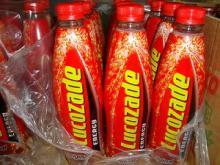 Lucozade Energy Drink Netherlands origin
