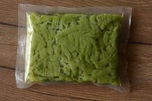 Fresh Organic spinach konnyaku shirataki koniac pasta