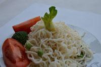 Keep fitness free carb shirataki /konjac/konnyaku spaghetti