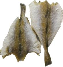 WET SALTED COD FISH