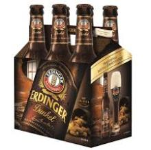 Erdinger Dunkel Beer 50 CL bottles