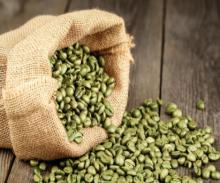 High Quality Chlorogenic Acid 50% Pure Green Coffee Beans Extract Slim Green Coffee Gardenoside