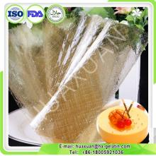 bakery ingredient leaf gelatine leaves