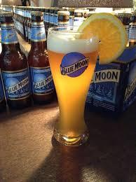 Blue moon beer Alcohol