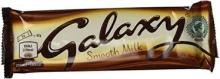 Galaxy Smooth Milk Chocolate 42g (24 Bars)