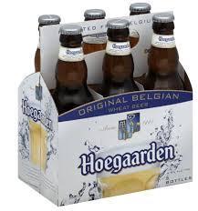 Hoegaarden beer Alcohol
