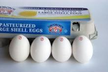 Pasteurized Shell Egg