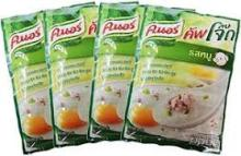 Knorr Instant Rice Porridge