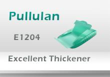 Pullulan for edible film and oral care strips