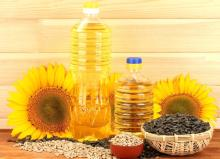 Refined Edible Sunflower Oil
