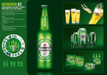 Heinekens Dutch Premium Lager Beer
