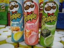 Pringles 40g ,Pringles 150g
