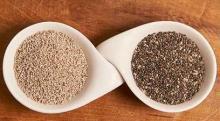 Organic  Chia   Seed s - Black or White