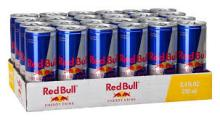 Original Red Bull Energy Drink Red / Blue / Silver / Extra