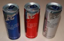 Best Quality Bull- RedEnergy Drink Red / Blue / Silver 250ml Can Original..