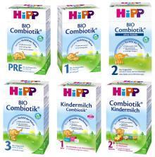 Hipp milk powder